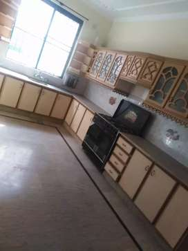 1kinal Upper Portion 3bed tvl dd for rent in b block johar town Lahore