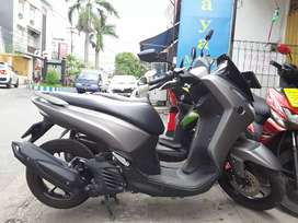 Yamaha LEXI 2019 type tertinggi.KREDIT TANPA DP Tofeli JAYA motor