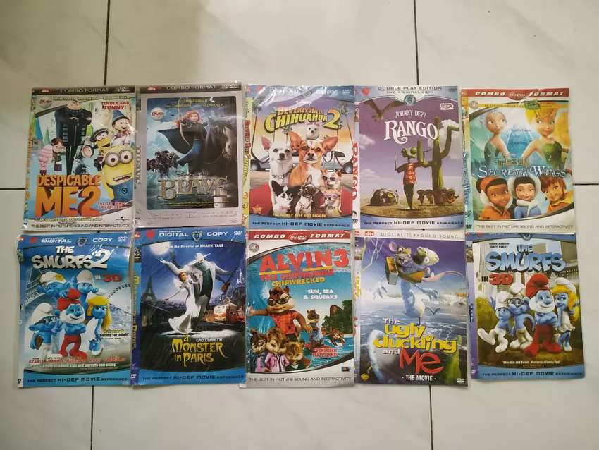 BUNDLE 10 FILM ANAK BAJAKAN