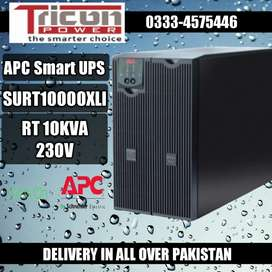 10KVA APC UPS ONLINE FOR SERVERS, DATA CENTERS & MADICAL MACHINES