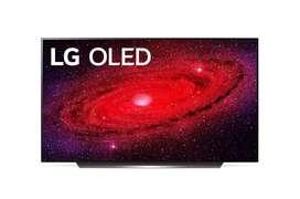 OLED Ultra HD Smart TV Merk LG Tipe OLED55CX