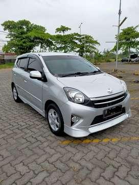 Toyota Agya TRD SPORTIVO 2014 Manual Antik LOW KM