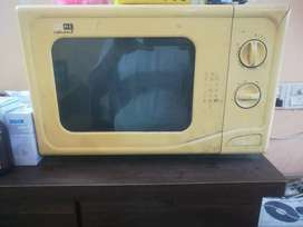 Microwave oven homeage