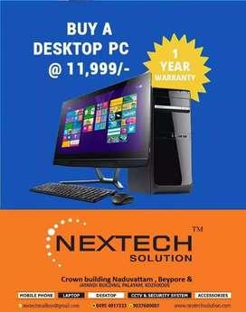 desktop computer new