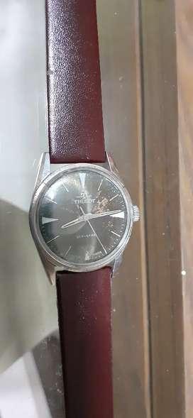 1960s winding Tissot Watch