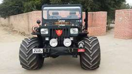 Modified Hunter Jeeps On Order