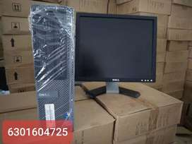 DELL OPTIPLEX CORE 2 DUO 2GB RAM 250GB HDD 17INC DISPLAY KEY/MOUSE