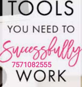 Typing work from home based now in your home town