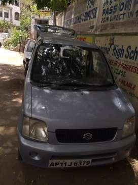 Maruti Suzuki Wagon R 2001 Petrol Well Maintained
