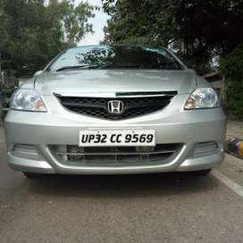 Honda City 1.5 E MT, 2007, Petrol