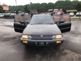 Antik|| khusus kolektor Honda Accord Prestige 2.0 MT hitam
