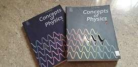 Concepts of Physics HC Verma