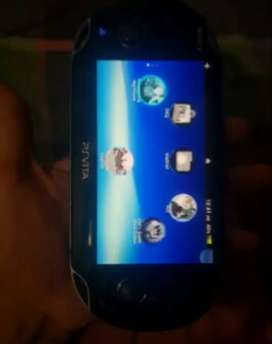 Ps vita new condition all is perfect and running psvita