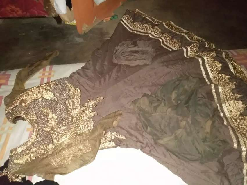 High quality ...Big sell . my used dress in just 1000
