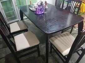 Kursi tamu meja makan