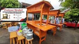 gerobak angkringan free ongkir Bogor Depok 0212