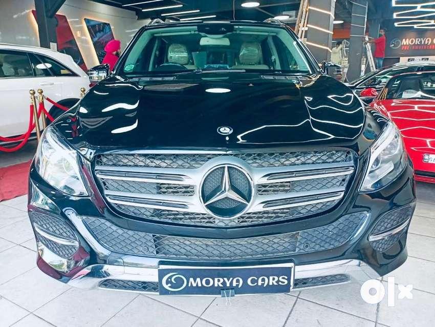 Mercedes-Benz GLE Class 250d, 2015, Diesel 0