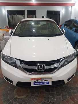 Honda Citi Auto 30% Down payment Bank Leased