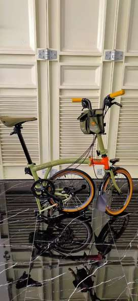 Brompton M6L Explore 2019 full set