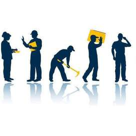 We place all kinds of workers needed for hotel/ interior/construction