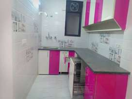 A VERY NICELY BUILD TWO BHK FLAT FOR RENT NEAR SAKET METRO