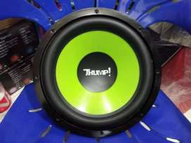 subwoofer thump 12