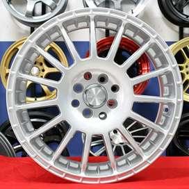 Jual velg racing HSR Ring 16 Untuk mobil Calya, sigra, Avanza, Livina