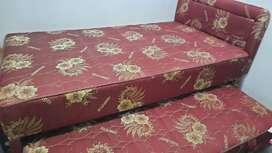Spring bed susun merk Bigland ukuran 120x200 cm