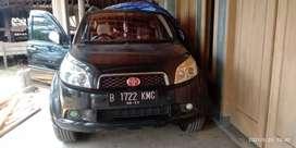 Jual Mobil rush metic th. 2007