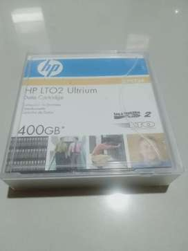 HP LTO2 ULTRIUM 400GB DATA CATRIGDE