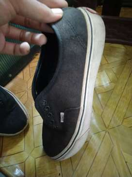 Sepatu Vans Black Mantul