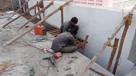 Need welder Fabrication work