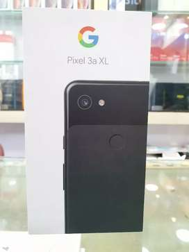 Pixel3a xl 64gb just black brand new condition