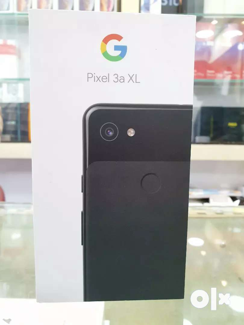 Pixel3a xl 64gb just black brand new condition 0