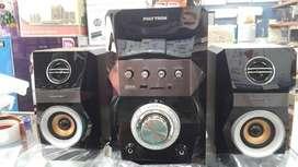 New BIG Polytron Multimedia Audio PMA 9502 Bluetooth+USB+RADIO+REMOTE