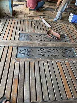 All Types Of Windows Gate Grills Raillings Manufatring