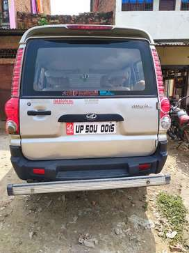Mahindra Scorpio 2010 Diesel Well Maintained