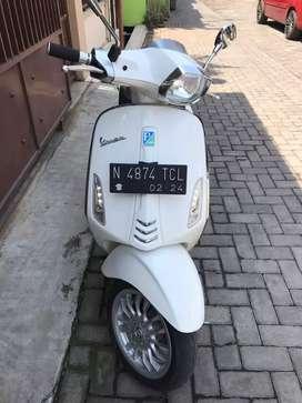 Vespa Sprint I-get 2018 nik 2017 low km