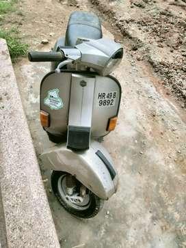 Vispa scooter