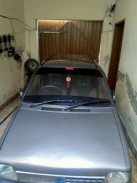 Mehran VXR  2015 uero 2 Totally Genuine original paint urgent sale Car