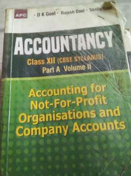 12 Not for profit organisation book