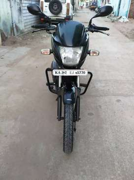 Bike is in good condition time to time service done.