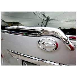 Wiper Chrome Avanza Xenia lama dan All new