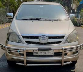 Toyota Innova 2.5 VX 8 STR, 2007, Diesel