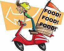 Wanted food Delivery Job