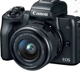 Selling 2 days old canon m50