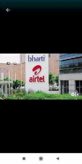 Urgent hiring in airtel for BPO sector