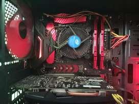 Pc gaming i5 6500 skylake geforce gtx 1050ti dualfan