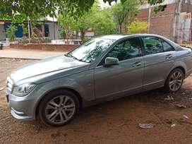 Mercedes-Benz C-Class 2012 Petrol