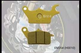 Kampas rem depan ELIG VARIO CBS KARBU 125 & OLD VARIO 125/150 FI